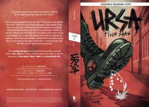 URSA ARC COVER